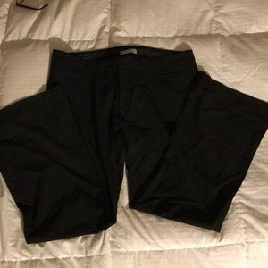 Gap Factory NWOT Modern Bootcut Black Pant 16